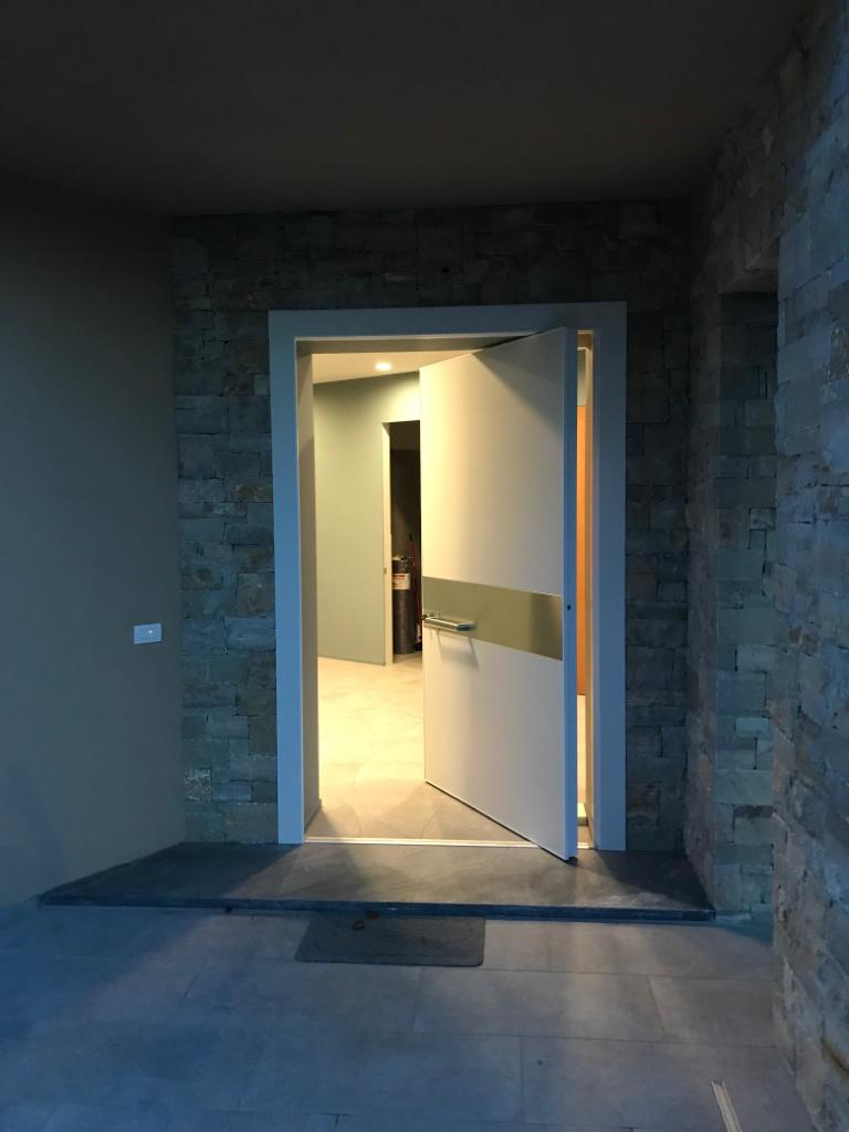 Porta blindata Synua di Oikos 3