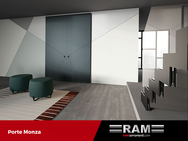 Porte Monza ram serramenti
